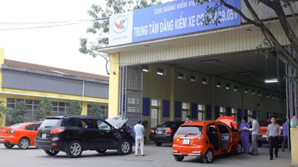 Trung tâm đăng kiểm định ô tô