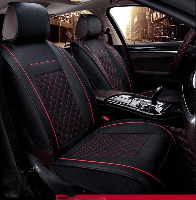 Bọc ghế da giúp vệ sinh xe dễ dàng hơn và làm tăng vẻ đẹp của xe ô tô