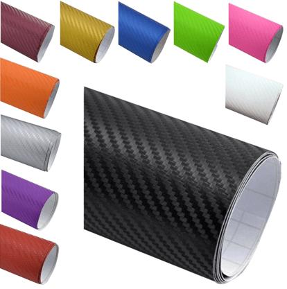 Màu sắc decal đa dạng dễ dàng lựa chọn màu phù hợp cho xe của bạn