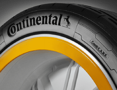 Lốp Continental giúp tiết kiệm nhiên liệu