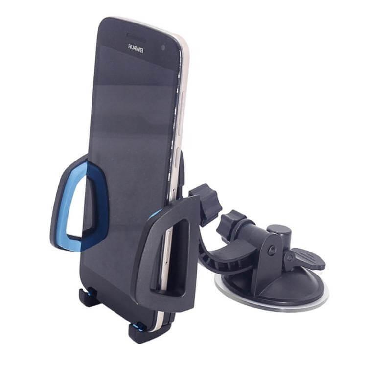 Giá đỡ điện thoại trên ô tô được lắp đặt rất dễ dàng