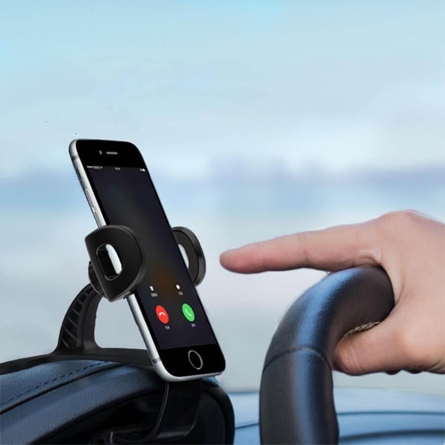 Giá đỡ điện thoại trên ô tô luôn mang lại tiện ích ưu việt