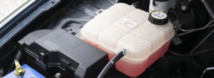Nước làm mát ô tô là bộ phận rất quan trọng