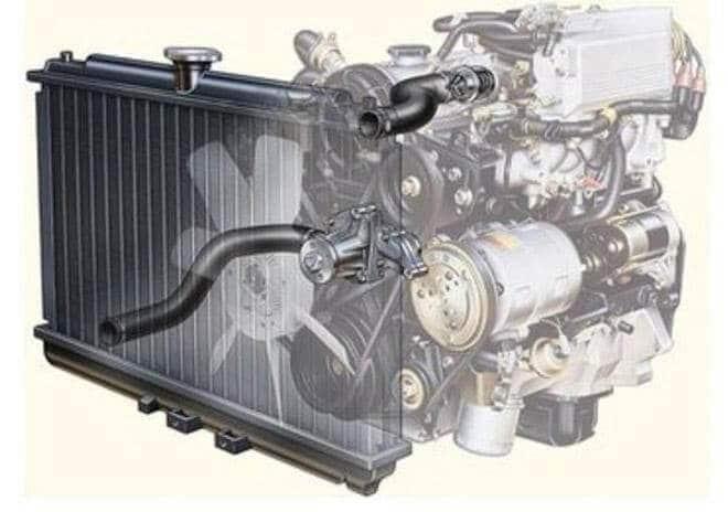 Động cơ nhiệt là một loại động cơ không thể thiếu trên ô tô